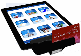 Credit Card with Mobile POS on Ipad