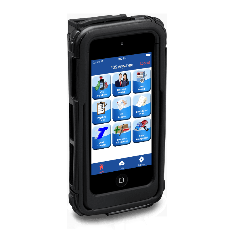 Mobile POS Anywhere with iPhone Active