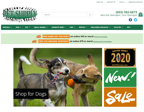 cp commerce portfolio pet supply
