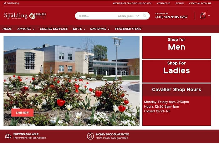 Spalding category portfolio image 2