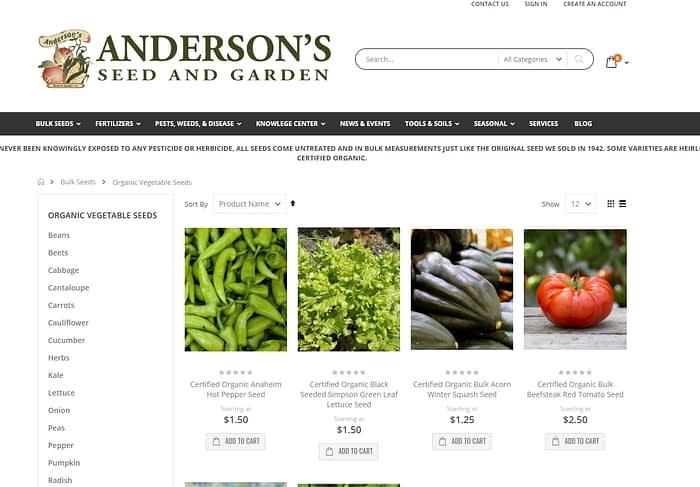 andersons seed cpc portfolio image 2